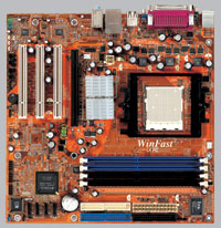 Winfast 6100k8ma rs motherboard